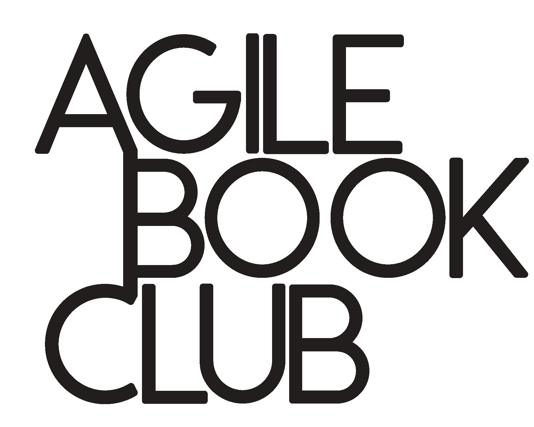 Logo for Agile Book Club